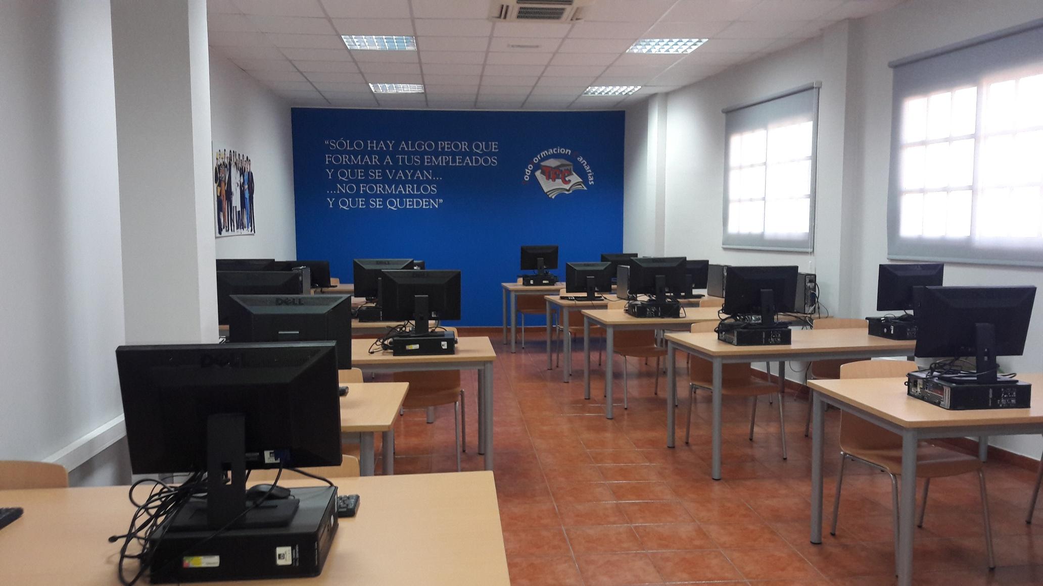 Centro de Formación Isora - Maude Studio