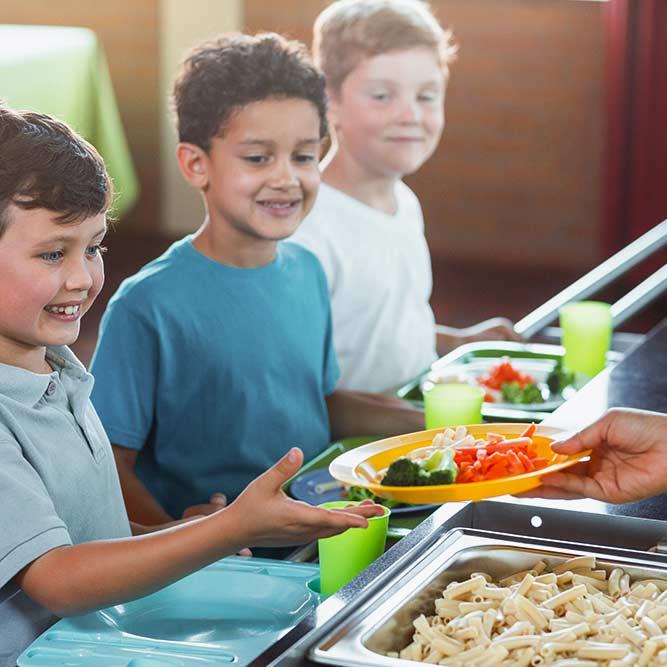 Higiene en Comedores Escolares (INAD067PO) | Maude Studio