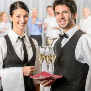 Hostelería, turismo y juegos de azar
