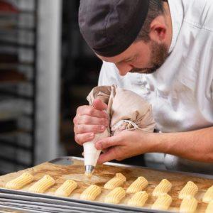 Decoración de Productos de Panadería y Bollería