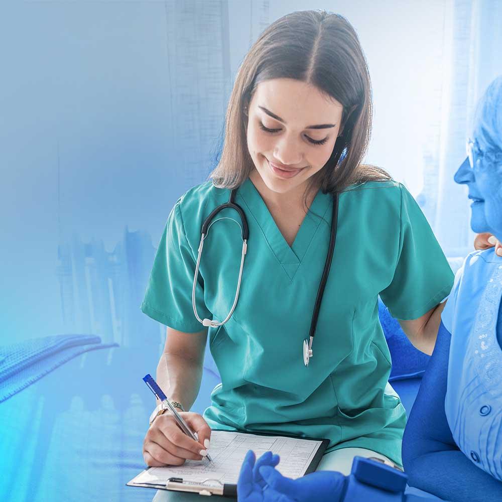 Titulación Oficial FP Online Grado Medio – Cuidados Auxiliares de Enfermería